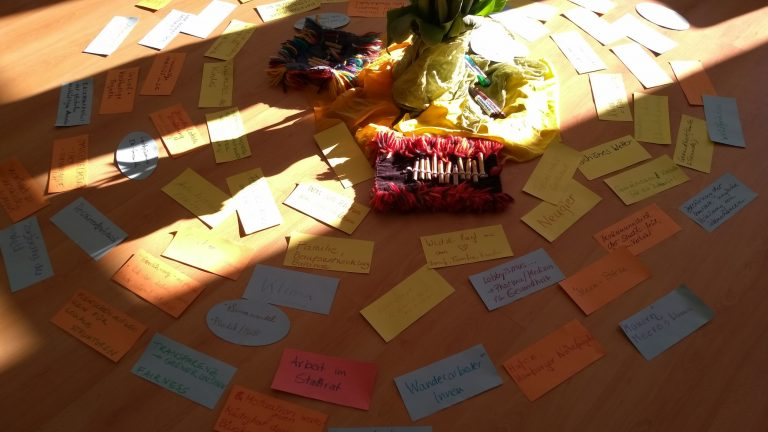 Transition-Webinar: Was macht Initiativen stark? @ online